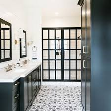 bathroom ideas for remodeling. Inspiration For A Farmhouse Master Multicolored Floor Bathroom Remodel In Salt Lake City With Shaker Cabinets Ideas Remodeling