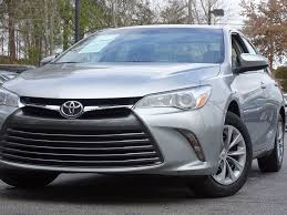 2017 Used Toyota Camry LE Automatic at ALM Roswell, GA, IID 17228825