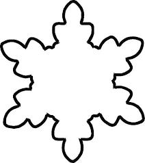 Free Printable Snowflakes Thishouseiscooking Com