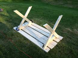 Easy Picnic Table Plans 3XPE  Cnxconsortiumorg  Outdoor FurnitureHow To Make Picnic Bench