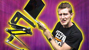 What's the BEST <b>Laptop Stand</b> on the Market? - YouTube