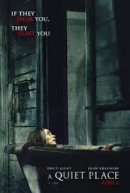I think the trailer for this film interested a mass majority of movie goers. A Quiet Place 2018 Imdb