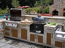Backyard Kitchen Kitchen Famous Backyard Kitchen Ideas Gallery Small Outdoor