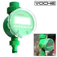 garden water timer garden hose timer automatic electronic digital garden water timer plant watering irrigation garden
