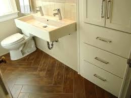 wood tile floor patterns herringbone tile floor bathroom herringbone pattern tile floor bathroom traditional with bathroom