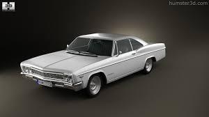 360 view of Chevrolet Impala SS Sport Coupe 1966 3D model - Hum3D ...