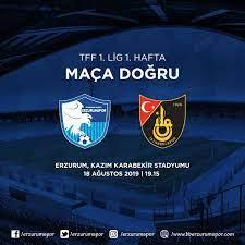 BB Erzurumspor - İstanbulspor maçını beIN SPORTS MAX HD 1'den canlı izle