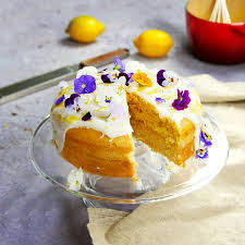 Vegan Lemon Drizzle Vegan Cake Recipes