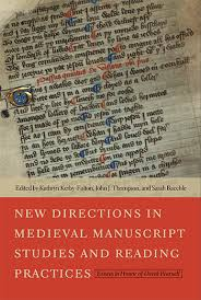 new directions in medieval manuscript studies and reading  p03125