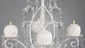 vibrant design hanging candle chandelier rachelle fl 18 crystal white medium 43 99 love probably spray in a bronze gold color