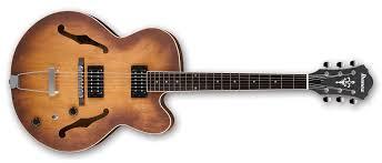 hollow bodies artcore af55 ibanez guitars af55