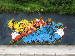 graffiti art or vandalism  graffiti culture and art institutions