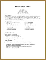 Gallery Of The Most Awesome Resume Objective For High School