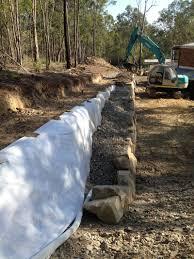 building rock wall