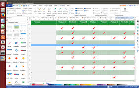 Free Chart Program This Comparison Chart Software For Linux Helps You Get