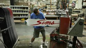Sims Snowboards are Back To The Core · The Reason