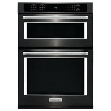 27 inch gas wall oven black stainless inch combination wall oven with even heat true convection 27 inch gas wall oven
