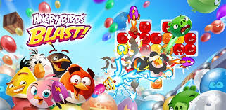 Angry Birds Blast Mod Apk 1.9.8 (Unlocked) Free Download For Android