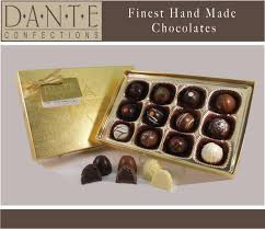 chocolate truffles gift box 12 truffles