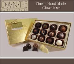 chocolate truffles gift box 12 truffles