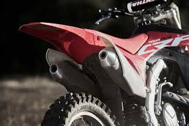 2018 honda 450r. Delighful 2018 2017 CRF450RX  CRF450R Exhaust Intended 2018 Honda 450r