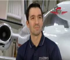 Aviation Maintenance Graduate Justin Levesque talks about his ...