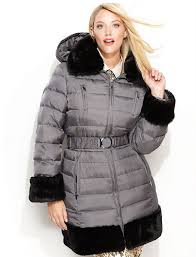 girls plus size coats