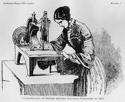 Sewing Machine Combination