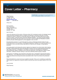 9 Pharmacy Technician Cover Letter Sample Address Example