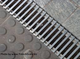 Concrete Trench Drain Design Concrete Drain Grate Google Search Trench Drain Trench