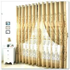 Double rod curtain ideas Bay Window Double Rod Curtains Double Rod Shower Curtains Double Rod Curtain Ideas Double Curtains For Living Room Mlurlco Double Rod Curtains Mlurlco