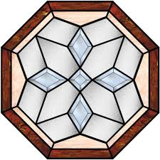 stained glass octagon 03