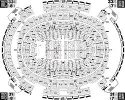 Msg Seating Chart Concert With Rows Seating Chart Msg Oarfans Com Official Of A