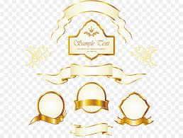 gold label euclidean vector royalty free vintage gold frame label png 788 815 free transpa encapsulated postscript png
