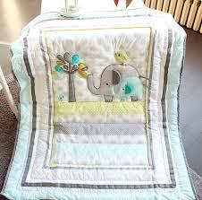 boy elephant nursery baby