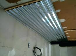 corrugated steel ceiling corrugated metal ceiling ideas sheet decorating for small bathrooms corrugated metal ceiling basement