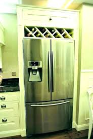 wine racks wine racks for kitchen cabinets built in rack ideas above fridge cabinet id