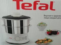 Моя новая <b>пароварка Tefal Convenient</b> Series VC145130 ...