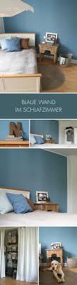 Blaue Wand Im Schlafzimmer Und Wie Ich Eine Praktische Abstellkammer