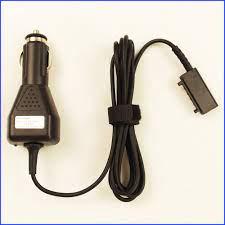 Sony Ericsson Tablet İçin 10.5 V 2.9 Laptop DC Araba Güç Adaptörü Şarj  Cihazı SGPAC10V2 SGPAC10V1 SGPT111 SGPT112 SGPT113 SGPT114 S Satış -  Dizüstü Bilgisayar Aksesuarları