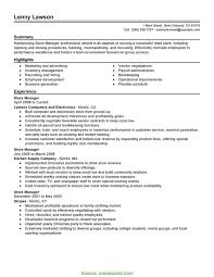 Briliant Store Manager Assistant Resume Bunch Ideas Of Assistant