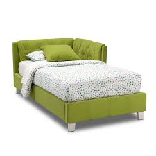 corner bed furniture. Wonderful Furniture Kids Furniture  Jordan Twin Corner Bed Green And