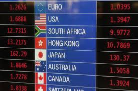Todays Money Exchange Rate Currency Exchange Rates
