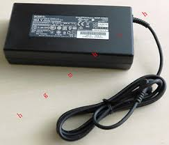 sony tv power cord replacement. image is loading original-genuine-oem-sony-120w-ac-power-adapter- sony tv power cord replacement a