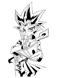 12 Yugioh Lineart For Free Download On Ayoqqorg