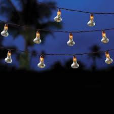 columbus cafe outdoor lighting. outdoor 10bulb string lights in clear columbus cafe lighting
