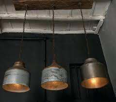 galvanized lighting fixtures. Galvanized Lighting Pole Pendant Light Fixture Fixtures I