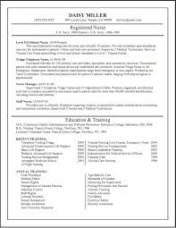 Nursing Resume Templates Free Nurse Resume Template Pdf Krida 91