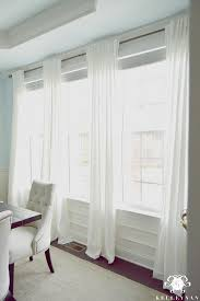 white curtain panels. White Curtain Panels