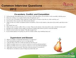 Common Interview Questions Newsletter Format 2012_page_2 Maven